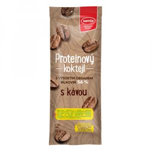 SEMIX Proteinový koktejl s kávou 30 g