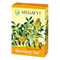 MEGAFYT Sennový list Léčivý čaj 50 g