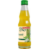 Sezamový olej za studená lisovaný BIO 500ml