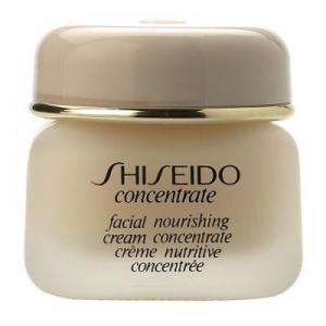 Shiseido Concentrate Facial Nourishing Cream 30 ml Suchá pleť