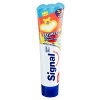 SIGNAL s ovocnou příchutí dětská zubní pasta 50 ml