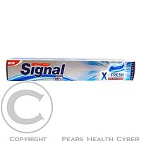 SIGNAL zubní pasta X - Fresh Aqua Mint 75 ml