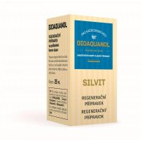 SILVIT Vlasová kosmetika 25 ml