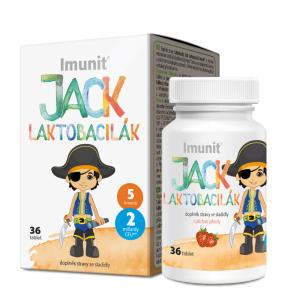IMUNIT Laktobacily Jack Laktobacilák 36 tablet