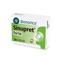 SINUPRET Forte tablety 20 kusů