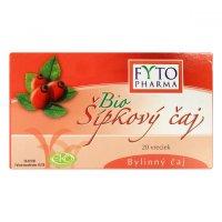 FYTOPHARMA Šípkový čaj BIO 20x 2 g