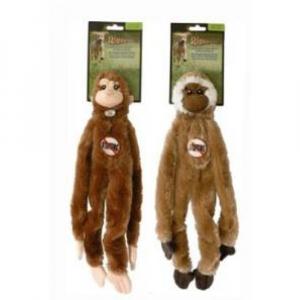 Skinneeez Hračka pes Opice pískací 41cm