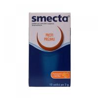SMECTA Proti průjmu prášek pro suspenzi 10 sáčků