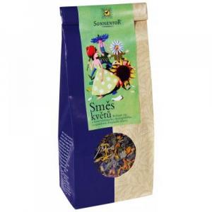SONNENTOR Směs květů sypaný čaj BIO 40 g