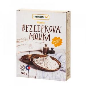 NOMINAL Bezlepková mouka Nomix 500 g