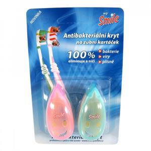 SMILE Antibakteriální kryt na zubní kartáček.