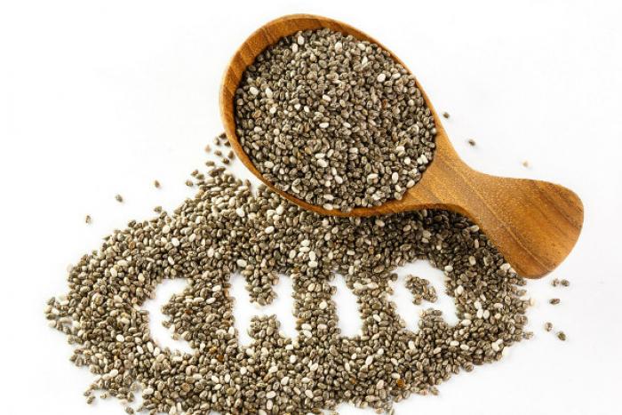 Snadné hubnutí s Chia semínky
