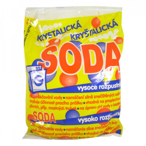 Soda krystalická 1000 g Hlubna