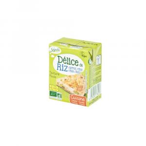 SOJADE BIO Rýžová alternativa smetany  200 ml