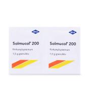SOLMUCOL 200 mg perorální granule 30 sáčků