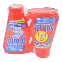 SOMAT duopack 2 x čistič myčky