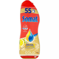 SOMAT Gold Grease Cutting Lemon & Lime 990 ml