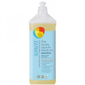 SONETT Olivový prací gel na vlnu a hedvábí Sensitive 1 l