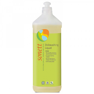 SONETT Tekutý prostředek na nádobí citrón 1 l
