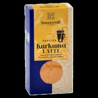 SONNENTOR Kurkuma Latte-vanilka 60 g