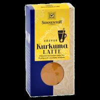 SONNENTOR Kurkuma latte BIO 60 g