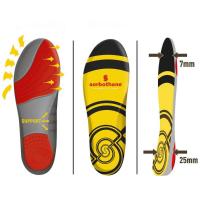 SORBOTHANE Double Strike gelové vložky do bot velikost 43