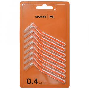 SPOKAR Mezizubní kartáčky Ultra L 0,4 mm 8 kusů