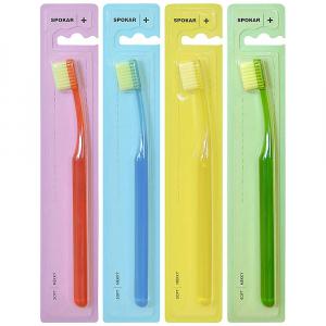 SPOKAR Plus zubní kartáček měkký 1 kus