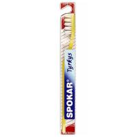 SPOKAR Tyrkys Zubní kartáček střední 1 kus