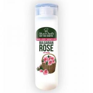 STANI CHEF'S Sprchový gel na vlasy a tělo Bulharská Růže 250 ml