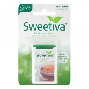 STEVIA Sweetiva 200 tablet