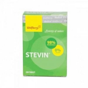 WOLFBERRY Stevin stolní sladidlo 200 tablet