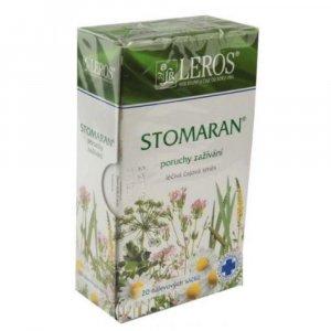 LEROS Stomaran léčivý čaj 20x 1,5 g