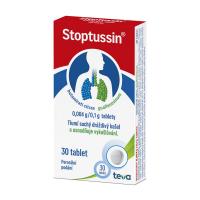 STOPTUSSIN 0,004g/0,1g 30 tablet