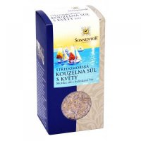 Středomořská kouzelná sůl s květy bio 120g