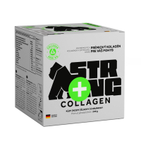 DELTA COLLAGEN Strong prášek pro přípravu nápoje 240 g
