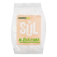 COUNTRY LIFE Sůl mořská jemná 1kg