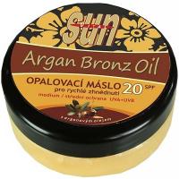 SUN VITAL Opalovací máslo s arganovým olejem OF 20 200 ml