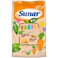 SUNAR Křupky Party mix BIO 45 g