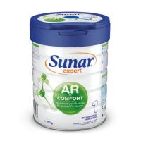 SUNAR Expert AR+Comfort 1 Speciální kojenecká výživa od narození 700 g