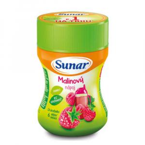 SUNAR Instantní nápoj Malina 200 g