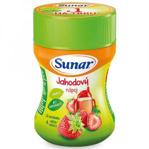 SUNAR Instantní nápoj Jahoda 200 g