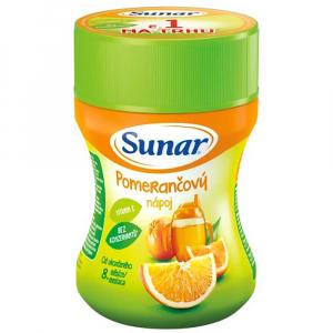 SUNAR Instantní nápoj Pomeranč 200 g