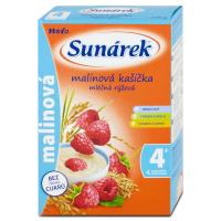 SUNÁREK Kašička rýžovo mléčná Malinová 225 g