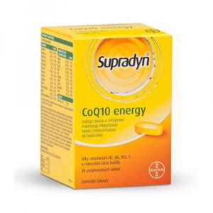 SUPRADYN CO Q10 Energy 30 tablet