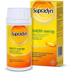SUPRADYN CO Q10 Energy 60 tablet