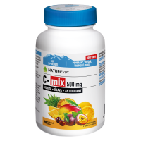 SWISS NATUREVIA C-MIX 500mg 90 tablet