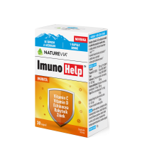 SWISS NATUREVIA ImunoHelp 30 kapslí