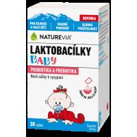 SWISS NATUREVIA Laktobacílky Baby 30 sáčků