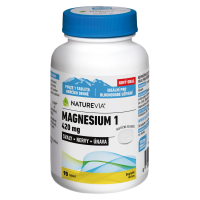 SWISS NATUREVIA Magnesium 1 420 mg 90 tablet